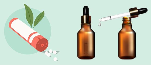 Homeopathie et Fleurs de Bach